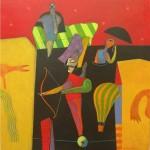 """17 150x150 - Junio: Alberto Flores expone """"Nocturnario"""""""