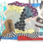 "213 150x150 - Junio: Nader Barhumi expone ""Collage"""