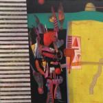 """56 150x150 - Junio: Alberto Flores expone """"Nocturnario"""""""