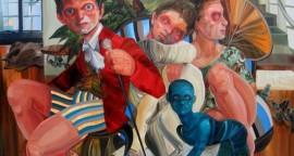 """63 270x144 - Septiembre: José Luis Carranza """"Retratos"""""""