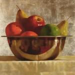 Hernán Sosa - Bodegón sonriente, óleo sobre lienzo - 61 x 81 cm
