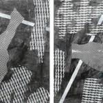 ST diptico mixta sobre papel 70 x 50 c/u