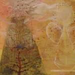 "ST oleo sobre lienzo 40 x 50 cm 150x150 - Octubre: Patricia Eyzaguirre expone ""Metamorfosis"""