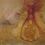 "ST oleo sobre lienzo 50 x 40 cm 150x150 - Octubre: Patricia Eyzaguirre expone ""Metamorfosis"""