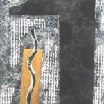 ST mixta sobre papel 100 x 70 cm