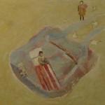 Serie Verbal 2 oleo sobre lienzo - 40 x 50 cm
