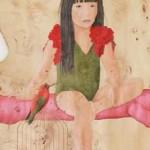 """Silvana Pestana detalle 150x150 - Octubre: colectiva """"La palabra y la forma"""""""