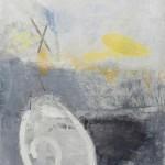 ST (3), óleo sobre lienzo, 150 x 140 cm.