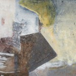 ST (2), óleo sobre lienzo, 100 x 120 cm.
