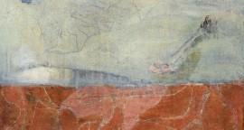 ST, óleo sobre lienzo, 89 x 120 cm.