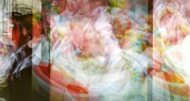 """Rosa Tomatis - """"Clanes"""", fotografía Cámara Diana, 45 x 68 cm."""