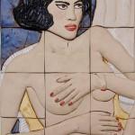 """Teresa Carvallo Intensa 35x47cm 150x150 - """"Herramientas de Seducción"""" de Teresa Carvallo"""