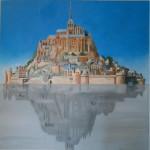 """Franco Vella Ploff1 100x100cm 150x150 - """"PLOFF"""" Secuencia de 9 pinturas al óleo de Franco Vella"""