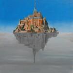 """Franco Vella Ploff3 80x80cm 150x150 - """"PLOFF"""" Secuencia de 9 pinturas al óleo de Franco Vella"""