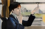 """Veronique"" óleo sobre lienzo 42 x 65 cm."