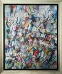 S/T 2 - óleo sobre lienzo, 120 x 100 cm.