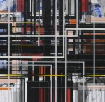C.92.15 acrilico sobre tela 100x100 cm 2015 3540inc igv 150x147 - Jairo Robinson