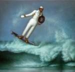 John Chauca Entrega inmediata 2016. Acrílico sobre lienzo. 68 x 70 cm 150x144 - John Chauca