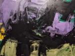S/T - acrílico sobre lienzo, 165 x 200 cm.