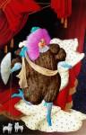 Jose Carlos Ramos La reina del circo. 200x130cm 43000.00 96x150 - José Carlos Ramos