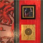 Jose Luis Arbulú Serie Kataphracktós VI. Acrílico y técnica mixta sobre mdf 40.5 x 40 148x148 - Pintura