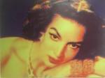 Marcel Velaochaga, Maria Felix, mixta sobre lienzo, 80x100 cm, $890 inc igv