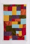 Micaela Aljovin. TISC. patchwork. 170x120cm 102x150 - Colectiva de otoño