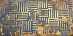 "Nader BarhumiTUTtecnica mixta sobre lienzo200 cm X 100 cm 15000 150x75 - ""Pinturas recientes"" de Nader Barhumi"