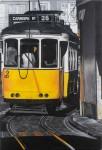 Lisboa - óleo sobre tela, 50 x 73 cm