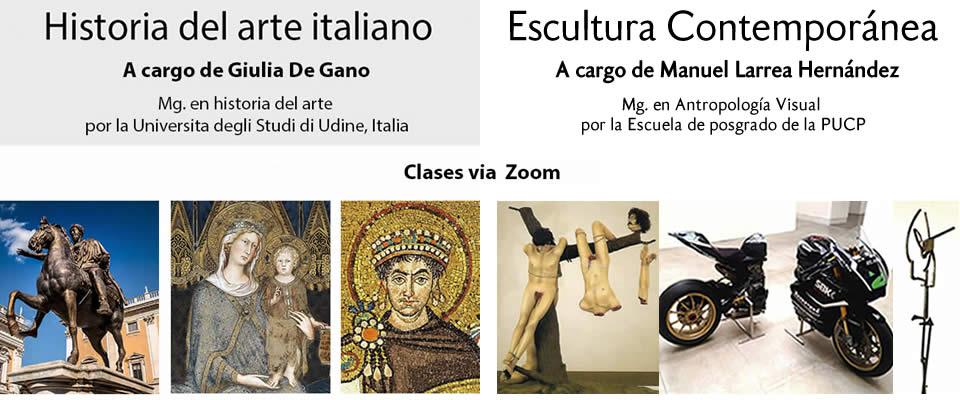 Sin título 21 - Clases de Arte Italiano y Escultura Contemporánea