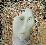 mmJose Carlos Ramos Icono duccati. oleo sobre lienzo y aplicaciones y pan de bronce. 36x36cm 6900.00 150x148 - José Carlos Ramos